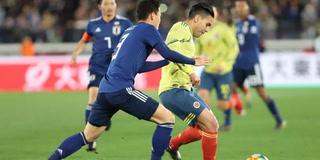 Colombia vence a Japón con único tanto del 'Tigre' Falcao