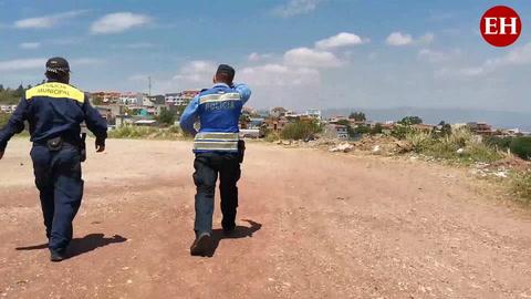 Declaraciones de César Castellanos, director de la policía municipal