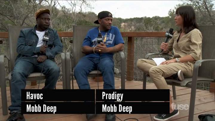 SXSW 2014: Mobb Deep Reflects on 'The Infamous' Album at SXSW