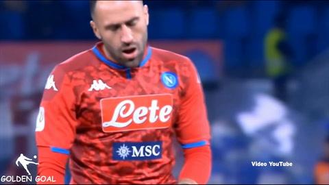 Napoli 1-0 Lazio (Seria A)