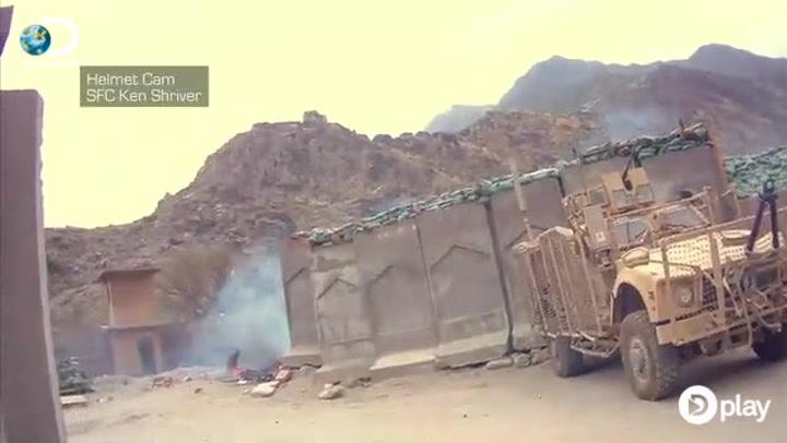 Panik efter voldsomt Taliban-angreb: Soldat i vagttårn kan være død