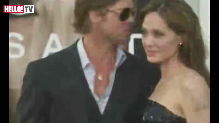 Brad and Angelina dazzle at \'Salt\' premiere