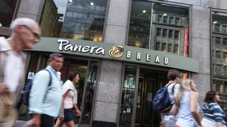 Panera Bread CEO challenges fast-food execs to eat off kids' menu for one week