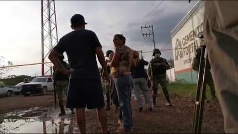 Ataque armado deja una veintena de muertos en el estado mexicano de Guanajuato
