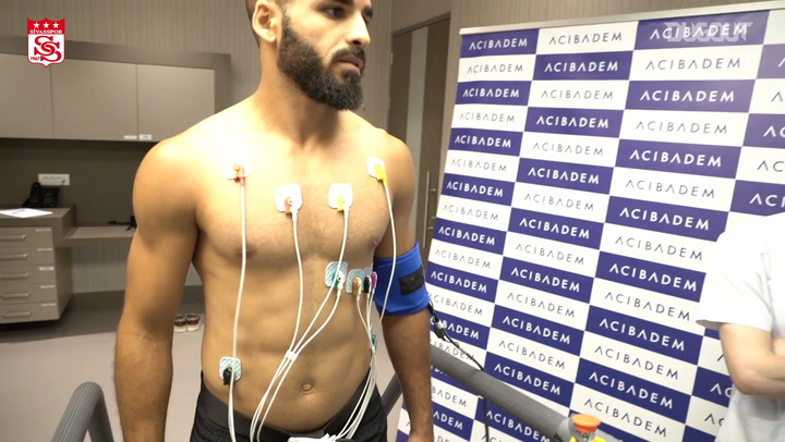 First day of Douglas with Sivasspor_(TR captions)