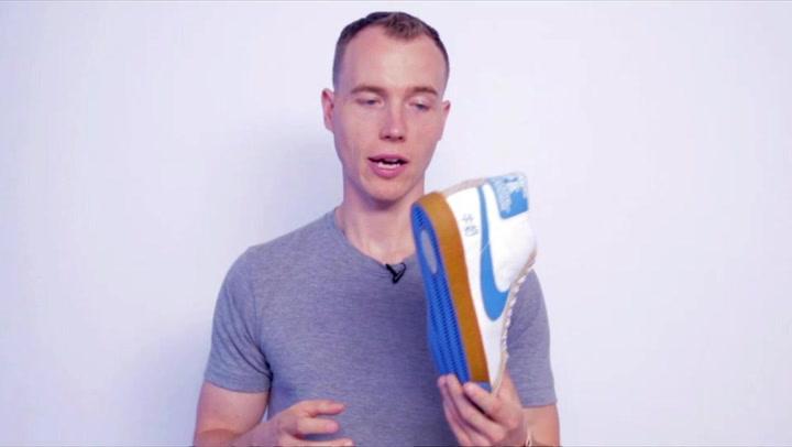 Nike Blazer SB Milkcrate: Skee Sneaks