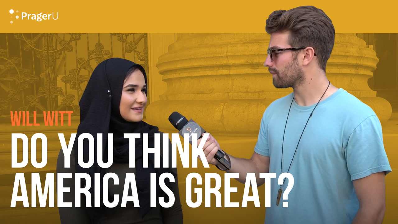 Is America Great?