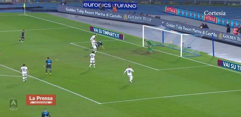 Napoli 1-2 Parma (Serie A)