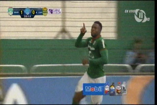 ¡GOOOOL DE MARATHÓN! Yustin Arboleda hace el 2-0 ante R.España