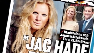 - Madde tiltrekkes menn som likner kong Carl Gustaf