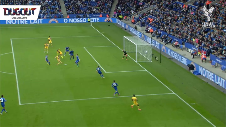 Best Moments 16/17: Wilfried Zaha