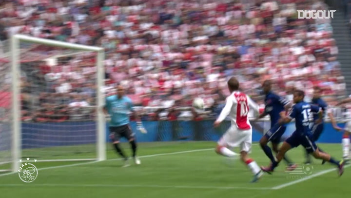 Ajax's incredible home goals in unbeaten run over FC Twente