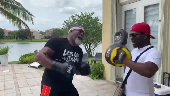 Tyson ya tendría primer rival para su retorno