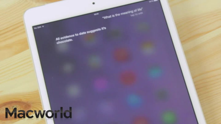Funny things to ask siri mad Asking Siri The Cheat Sheet Funny Things To Ask Siri Macworld Uk