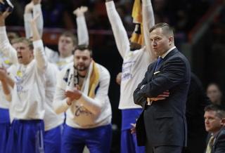 UNLV Hires T.J. Otzelberger as Men's Basketball Head Coach – Video