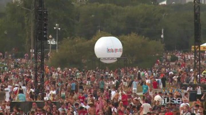Festivals: Lollapalooza:My Morning Jacket's Headlining Spot Is a Dream Come True - Lollapalooza 2011