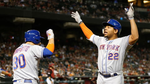 Which Met do you want at the plate with game on the line? | Baseball Night in NY