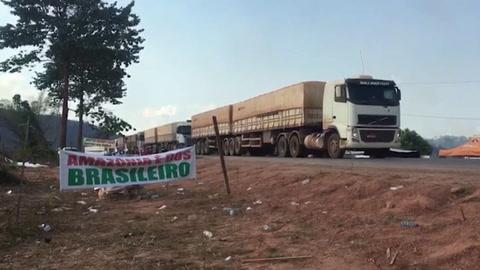 Miembros de tribu indígena de Brasil piden legalizar la minería ilegal