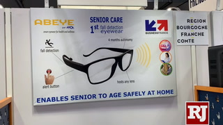 New eyeglasses know if you fall and call for help
