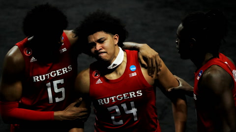 Is future bright for Rutgers basketball despite heartbreaking loss to Houston in NCAA Tournament?