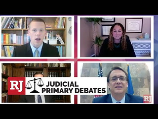 Judicial Department 2 Debate – Video