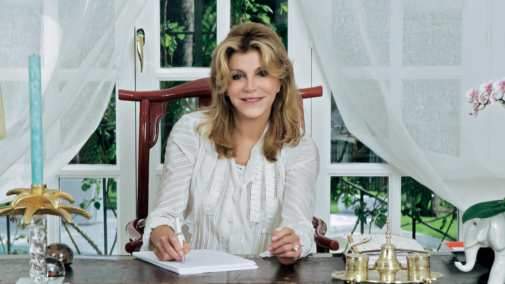 Tita Cervera, de Miss España a baronesa