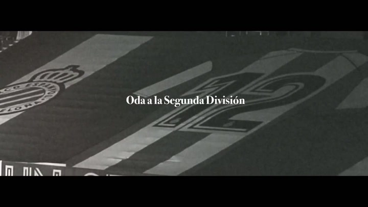 El Espanyol se despide de Segunda con un sentido homenaje