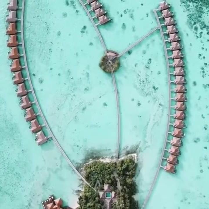 Así es el Ayada Maldives Resort de las Islas Maldivas