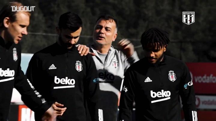 Beşiktaş, Antalyaspor'a Hazır!