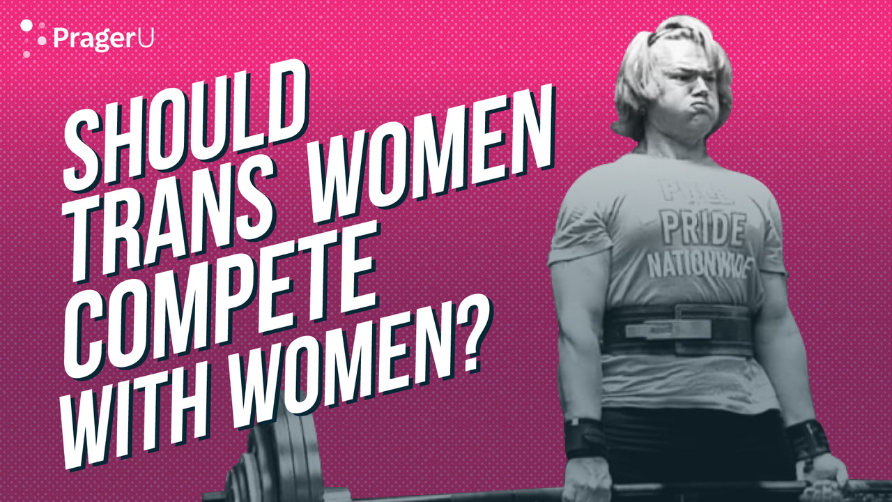 Should Trans Women Compete with Women