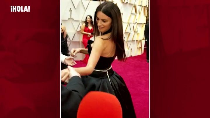 La alfombra roja de los Oscar a través de las cámaras de ¡HOLA!