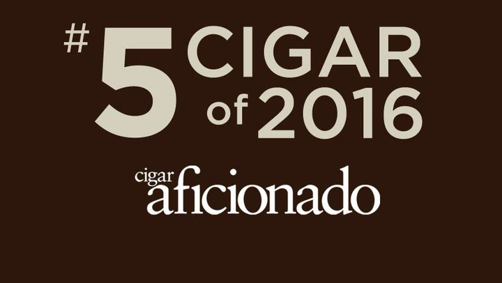 No. 5 Cigar of 2016