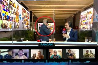 El tremendo 'blooper' de Luis García en plena transmisión en vivo: ''No es niña, se llama Darío''