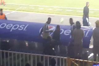 ¡Insólito! Captan a jugadores de Motagua escondiendo los balones en la final ante Olimpia