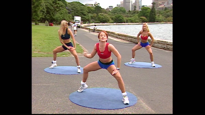Michelle - Fleet Steps - Body Conditioning