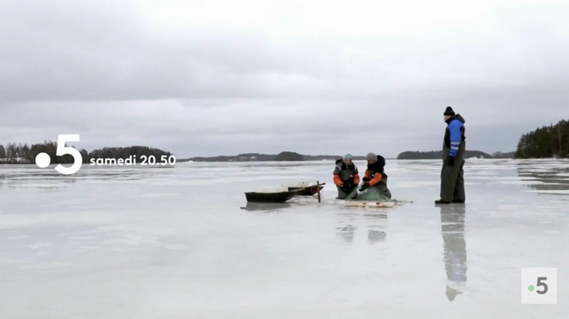 Echappées belles : Magie blanche en Finlande