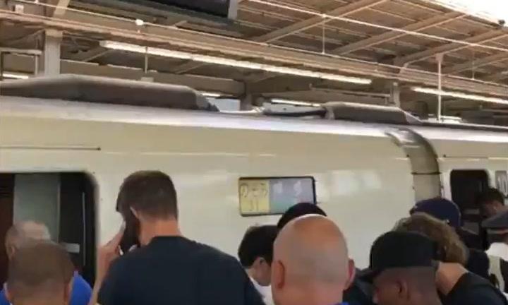 El Barça pone rumbo hacia Kobe