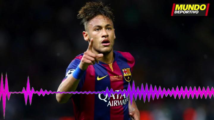 """Tebas: """"Prefiero que Neymar no vuelva al Barça"""""""