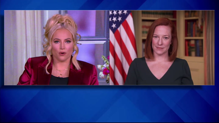 Psaki: We Are Not 'Ripping Kids from the Arms of Parents' Like Trump Did