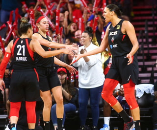 Las Vegas Aces Barely Beat Atlanta Dream, 94-90 – Video Highlights