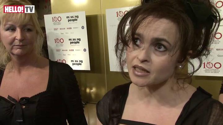 Helena Bonham Carter predicts Anne Hathaway will win an Oscar