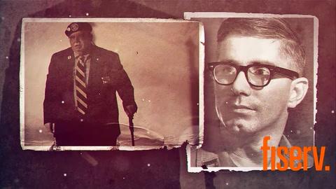 Fiserv Salutes the Veteran of the Game: Michael J. Brennan