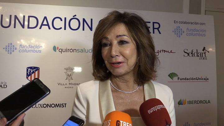 Ana Rosa Quintana tiene sentimientos encontrados sobre la marcha de Joaquín Prat en noviembre