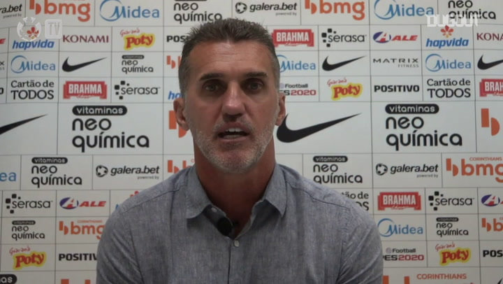 Mancini projeta clássico contra o Palmeiras
