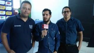 presentación de Fabian Coito como nuevo técnico de la Selección de Honduras