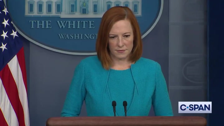 Biden will share views on Andrew Cuomo sexual harassment findings, Psaki says