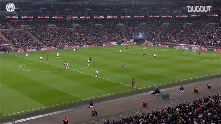 Best Assists: Vincent Kompany vs Tottenham Hotspur