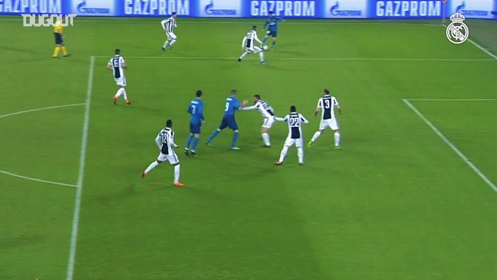 Ronaldo stars as Real Madrid thump Juventus