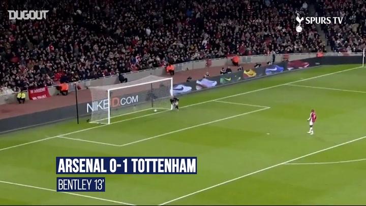 Remontadas: Arsenal 4-4 Tottenham