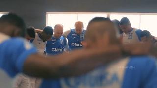 Así ha sido la primera semana de trabajo de Fabián Coito en la Selección de Honduras